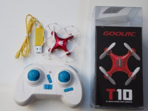 GoolRC T10 Lieferumfang Anfänger Drohne Mini Quadrocopter